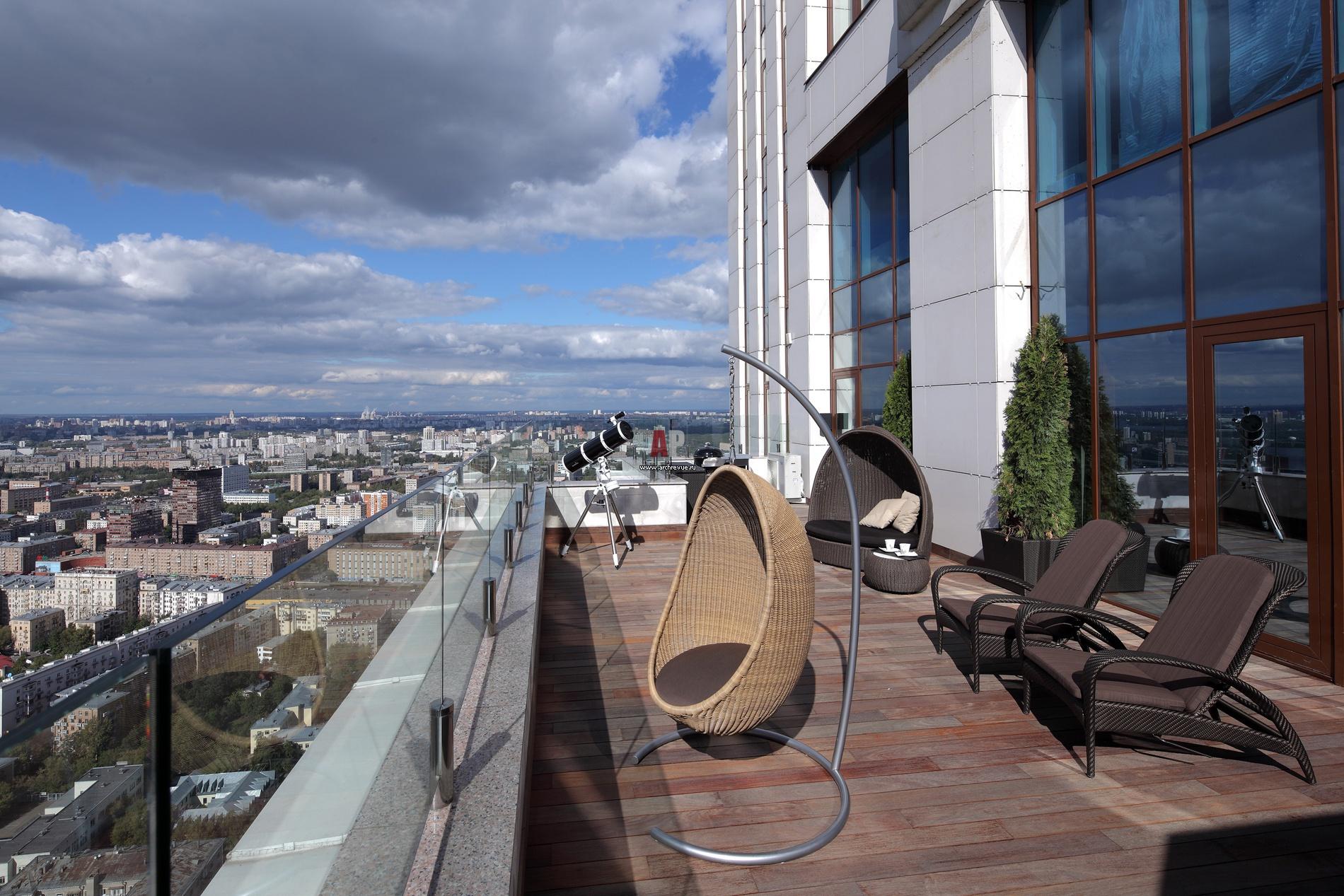 25 modern penthouse design inspiration.