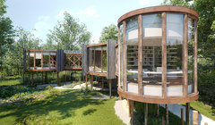 Wide thumb tree house pic 2
